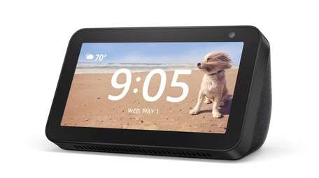 Amazon Echo Show 5 comes with a 5.5-inch