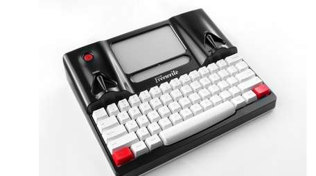 Freewrite Smart Typewriter is like an old-school cell