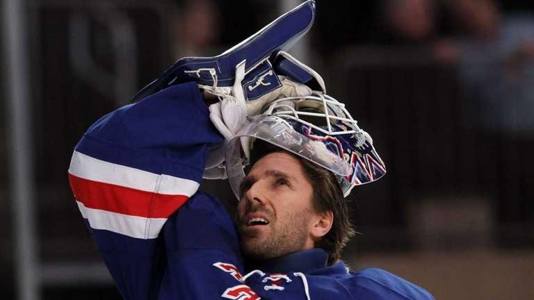The Wrap Lundqvist Not To Blame More Quotes Stats Newsday