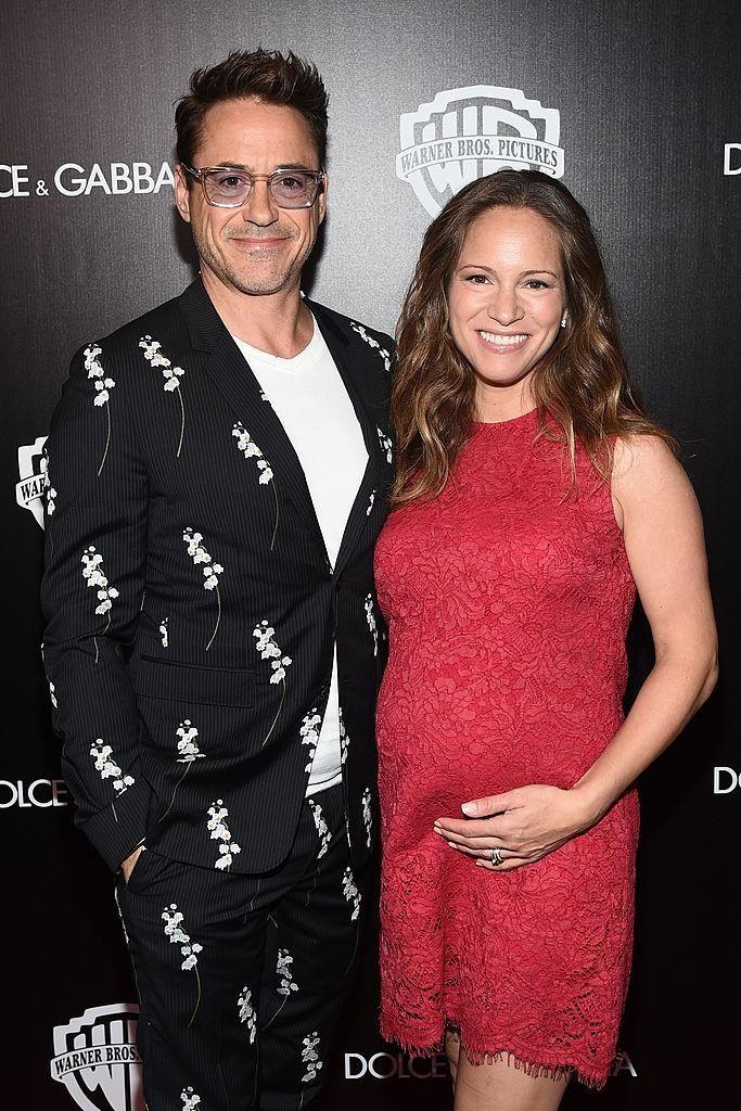 Parents: Robert and Susan Downey Jr. Children: Exton,