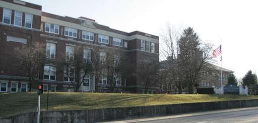 Huntington Town Hall, at 100 Main St., on
