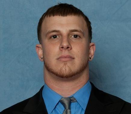 Stony Brook University linebacker Matt Faiella was suspended