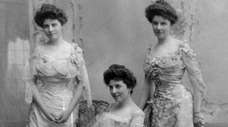 After their debut in 1900, the celebrated Cryder