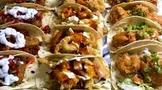 LA-style tacos at Dirty Taco and Tequila in