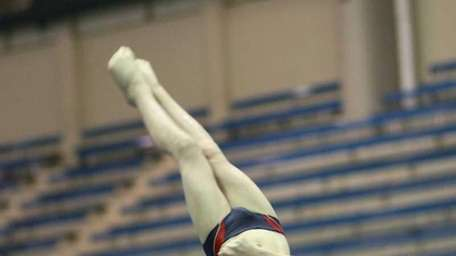 Wantagh's Andrew Capobianco wins the Nassau County 2012