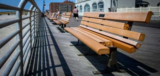Long Beach will fix broken benches on the