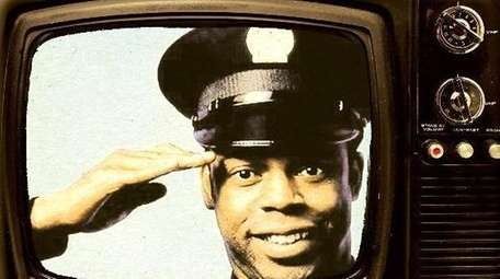 Actor and comic Michael Winslow.