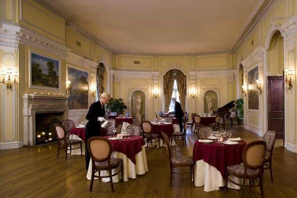 Oheka Castle in Huntington is offering two, one-hour