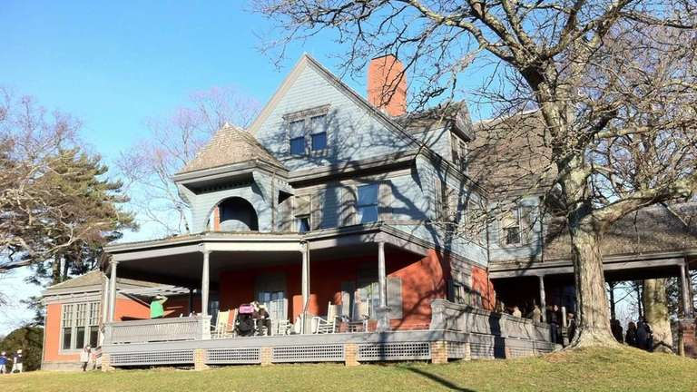 Fifteen employees at Sagamore Hill National Historic Site