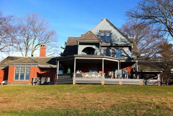 Sagamore Hill was the home of President Theodore