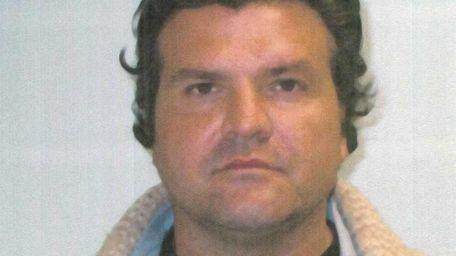 A mugshot of Joseph Romano, who was convicted