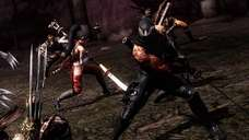 Screenshot from quot;Ninja Gaiden 3.quot;