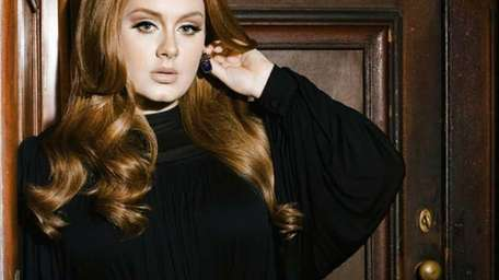 Current Grammy nominee Adele will make her much