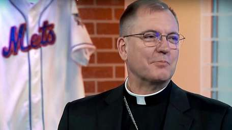 Bishop John Barres of the Diocese of Rockville