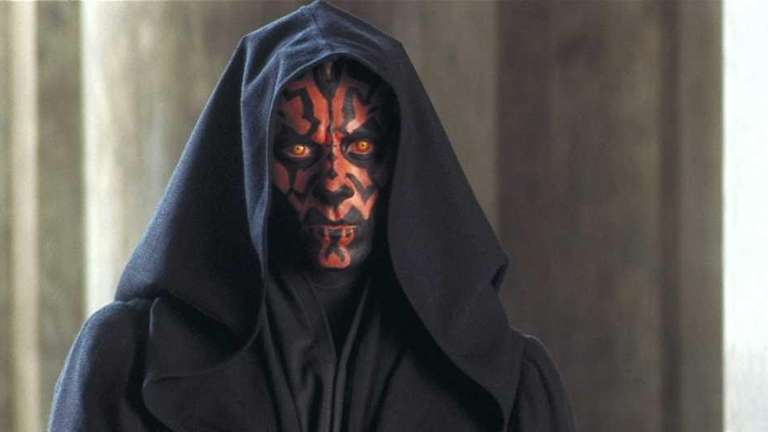 Darth Maul (Ray Park) is a Sith Lord
