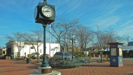 Bayville Commons is located in the heart of