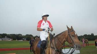 Nacho Figueras' inaugural Edmiston Charity Chukka, an afternoon