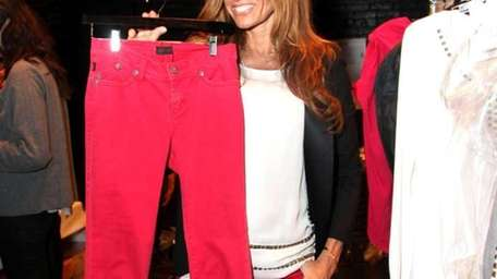 Kelly Killoren Bensimon at Rock & Republic for
