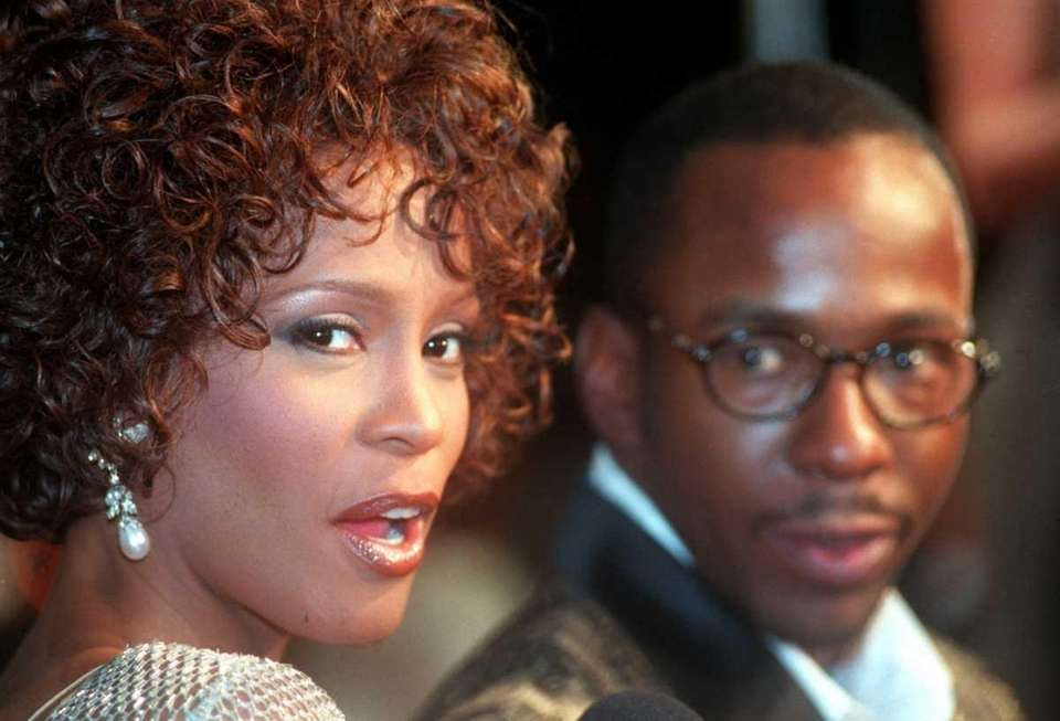In this Oct. 13, 1997 file photo, Whitney