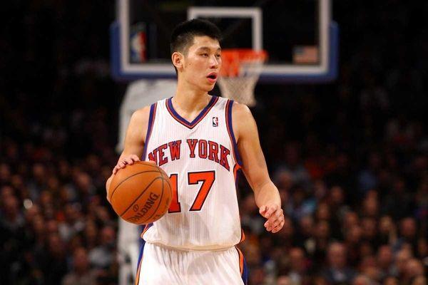 Jeremy Lin of the New York Knicks