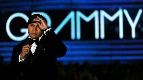 Grammy's host LL Cool J