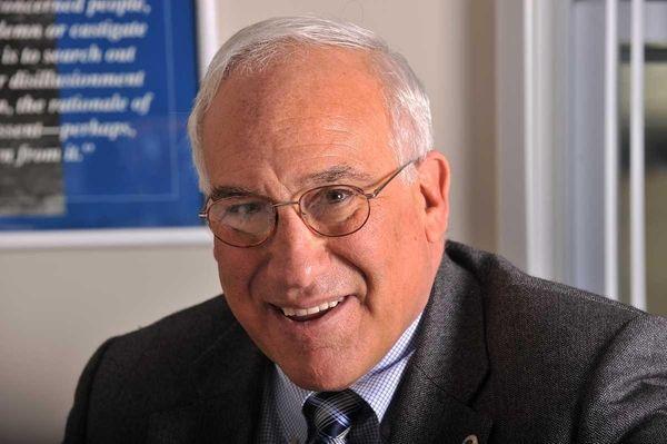 A file photo of Patchogue Mayor Paul Pontieri.