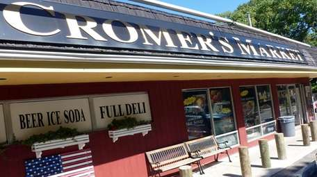 Cromer's Market in Sag Harbor.