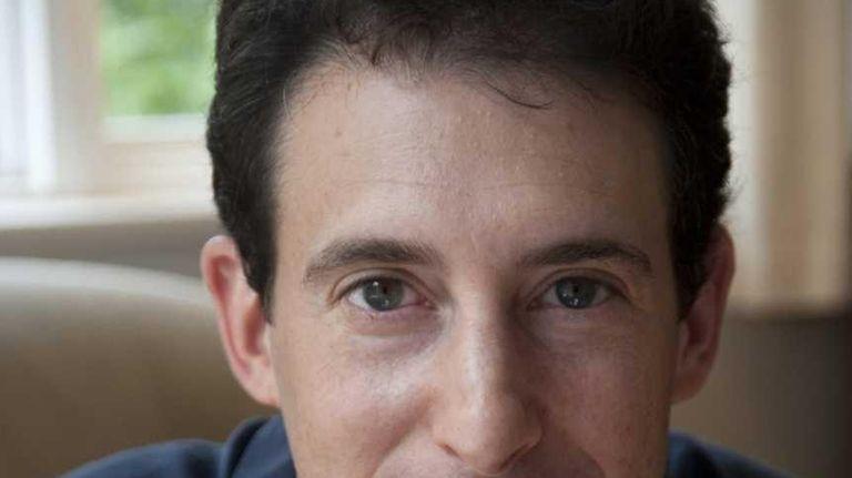 Eric Klinenberg, author of