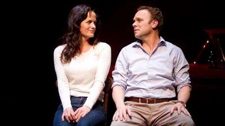 """Elizabeth Reaser and Norbert Leo Butz in """"How"""