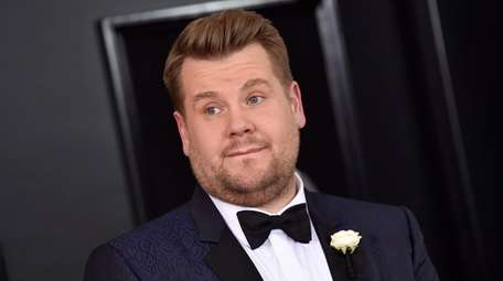 """James Corden has been hosting """"The Late Late"""