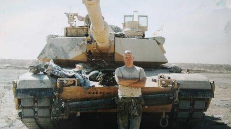A handout photo of Bill McKenna, who died