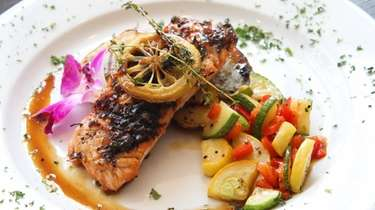 Bel Mare, a new Italian restaurant in East