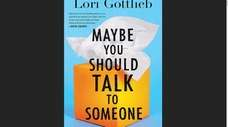 """""""Maybe You Should Talk to Someone"""" by Lori"""