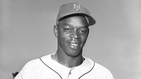 Mets pitcher Al Jackson in St. Petersburg, Florida