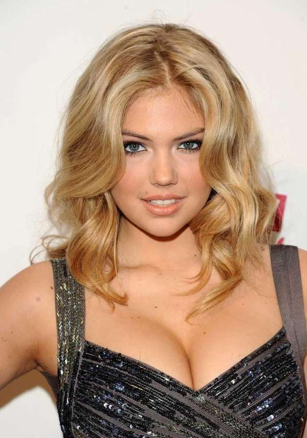 Kate Upton attends the 2011 Sports Illustrated swimsuit
