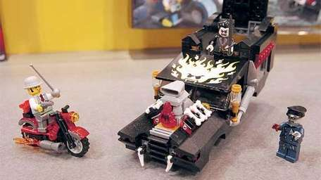 Lego Monster Fighters: The Vampire Hearse