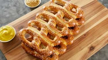 Philly Pretzel Factory has opened its first Suffolk