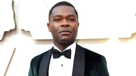 Nigerian actor David Oyelowo plays a detective getting