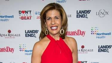 Hoda Kotb took the summer off from the