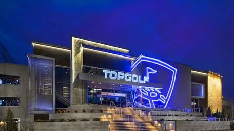 Topgolf wants to build its first New York