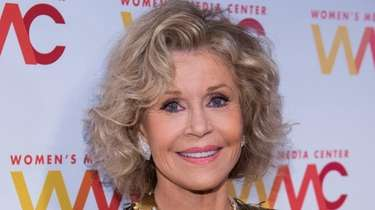 Jane Fonda attends the 2018 Women's Media Awards,