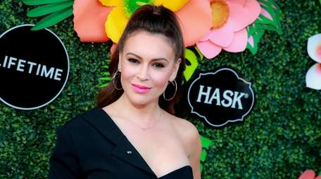 Alyssa Milano now has a 7-year-old son and