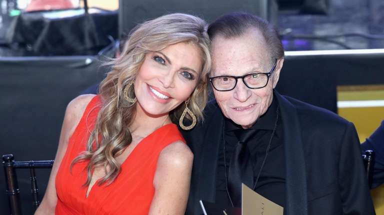 Larry King divorcing wife Shawn King, reports say