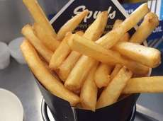 Spuds Pommes Fries in Bellmore, now closed, specialized