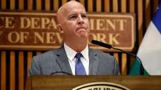 New York Police Department Commissioner James P. O'Neill