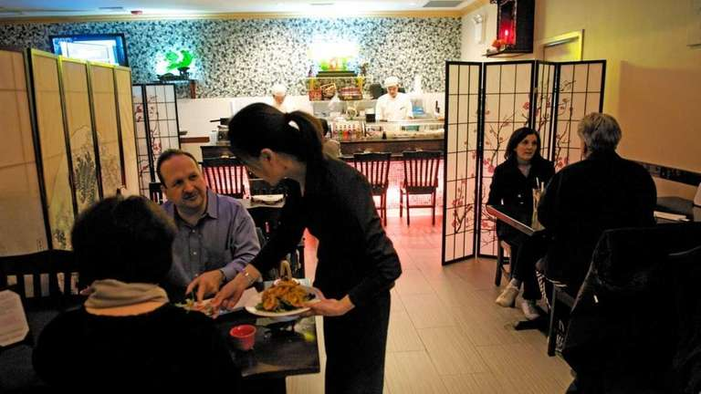 Ten Ten Asian Sushi Bistro in Mt. Sinai