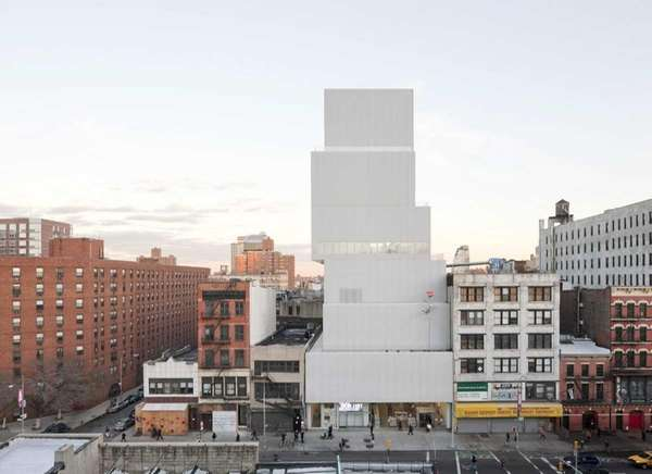 The New Museum presents a triennial show,