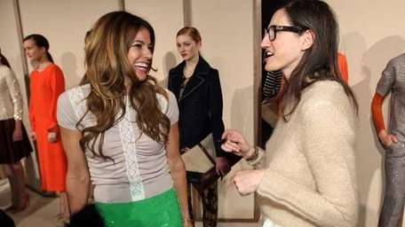 Kelly Bensimon chats with J. Crew Creative Director