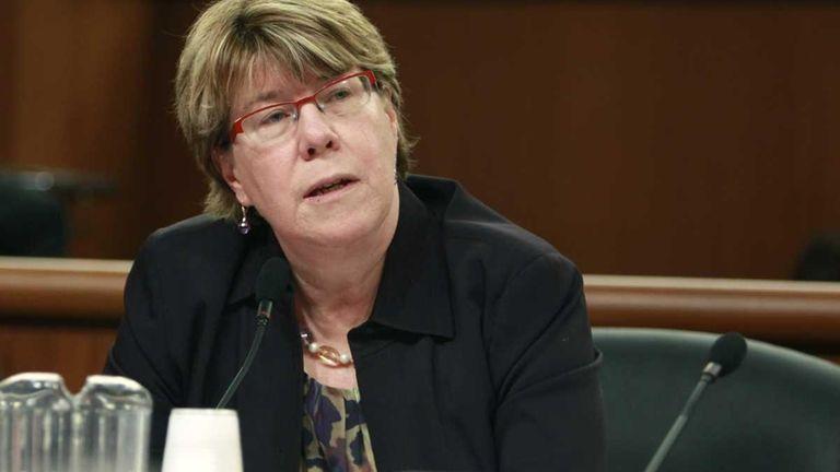 New York State Department of Transportation Commissioner Joan