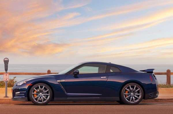 Prices for the 2012 Nissan GT-R start at